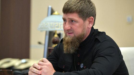 Кадыров опроверг слухи о заражении коронавирусом