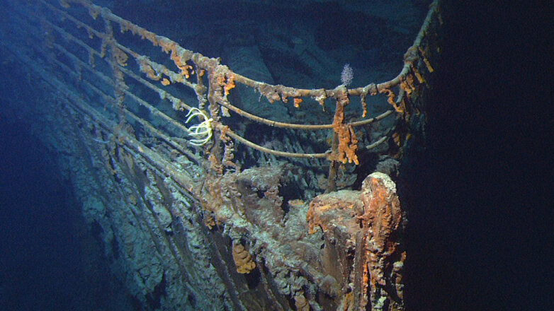 Титаник Нос титаника