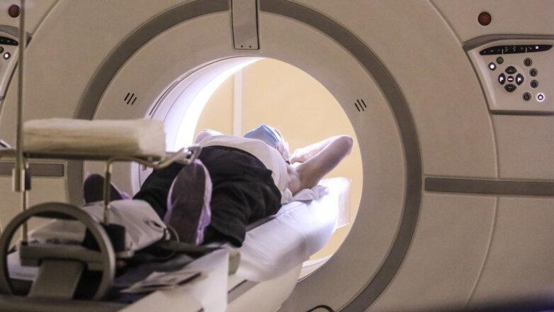 Коронавирус МРТ пациент