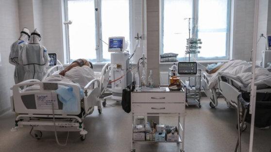 Москва применила экспериментальную методику лечения коронавируса