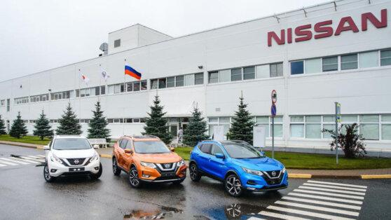Nissan раскрыла данные о необычных новинках для России