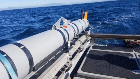 ВМС США ждут предложений по подводным роботам нового типа