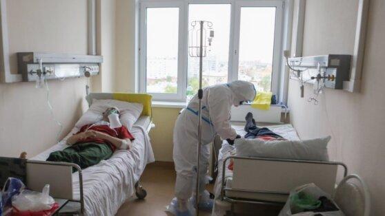 В России зафиксировали очередной рекорд по смертности из-за COVID-19