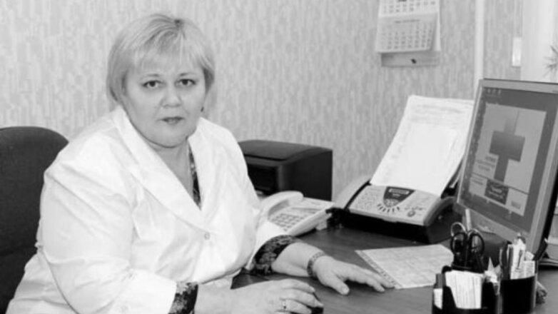 Умерла Галина Литвинова Петербург заведующая первым кардиологическим отделением Городской больницы 26