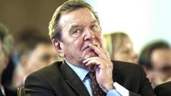 Экс-канцлер ФРГ оценил санкции США против «Северного потока-2»