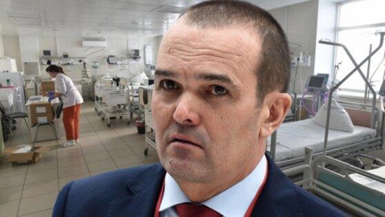 Экс-губернатор Чувашии госпитализирован с двусторонней пневмонией
