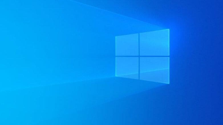 Microsoft Windows 10 логотип