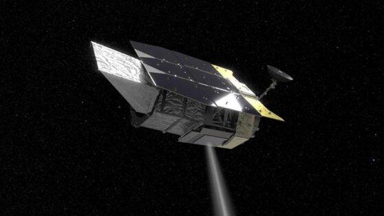 США попытаются передать электричество из космоса на Землю