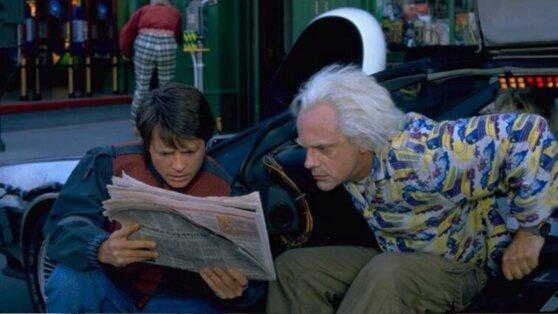 Продюсер объяснил происхождение цензурированной версии «Назад в будущее 2»