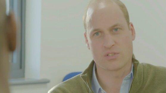 Принц Уильям впервые рассказал о том, как пережил смерть матери