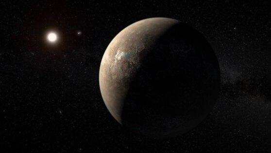 Ученые выяснили вес экзопланеты Проксима Центавра b