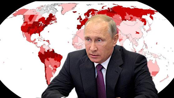 Путин предложил Совбезу обсудить ситуацию в сфере туризма