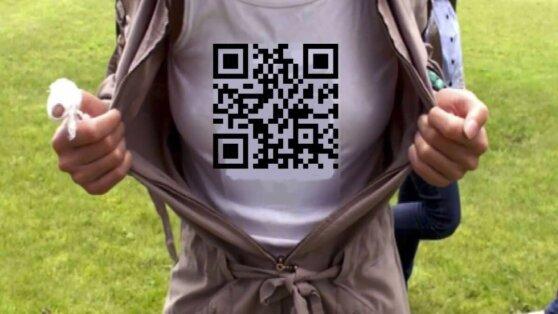 В Минкомсвязи предложили использовать QR-коды при покупке алкоголя