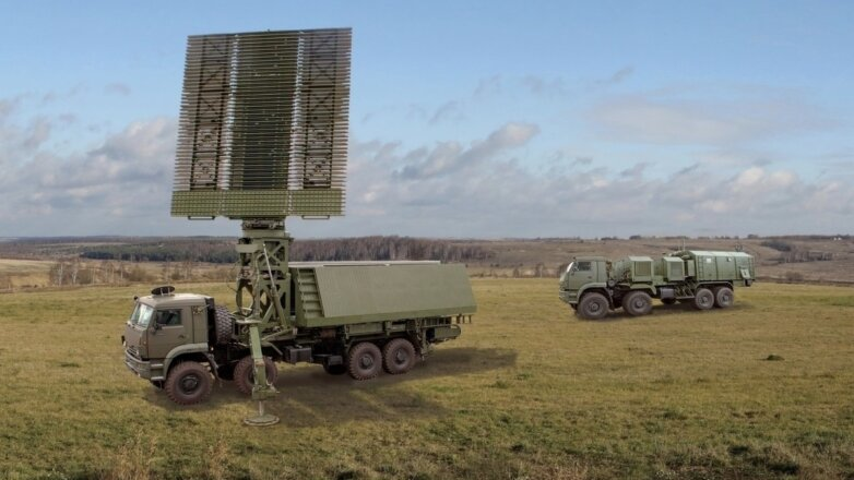 РЛС, радиолокационая станция 59Н6-ТЕ