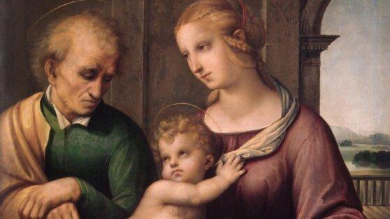 В сети появилось видео с грандиозной выставки Рафаэля в Риме