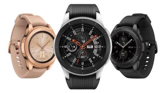 Стали известны особенности новых «умных» часов Samsung