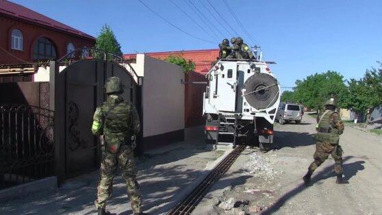 В Ингушетии ликвидировали готовивших теракты боевиков