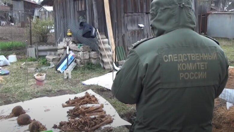 В Ленинградской области нашли захоронение 134 советских военнопленных