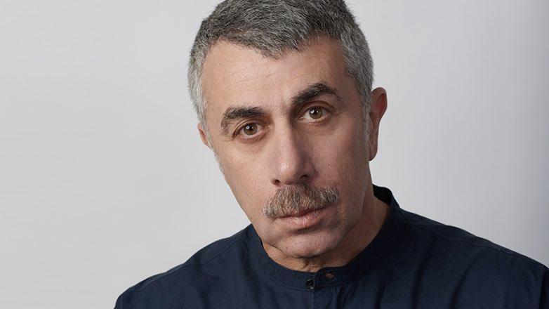 доктор Комаровский шоумен