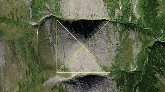 На Урале нашли «копию» египетской пирамиды Хеопса