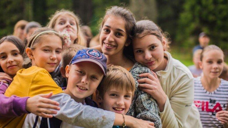 дети в детском лагере смогут отдыхать без масок