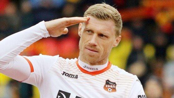 Футболист Павел Погребняк заразился коронавирусом