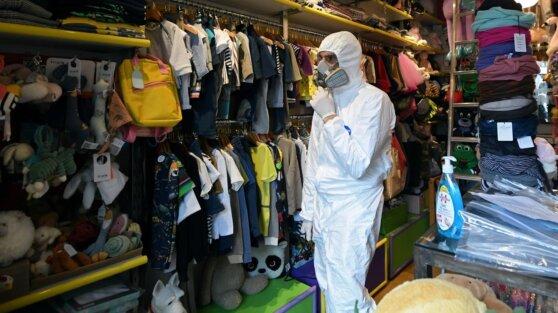 Эксперты рассказали о правилах работы магазинов одежды после пандемии