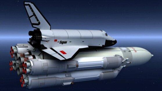 Рогозин заявил о начале работы над космическим кораблем-наследником «Бурана»