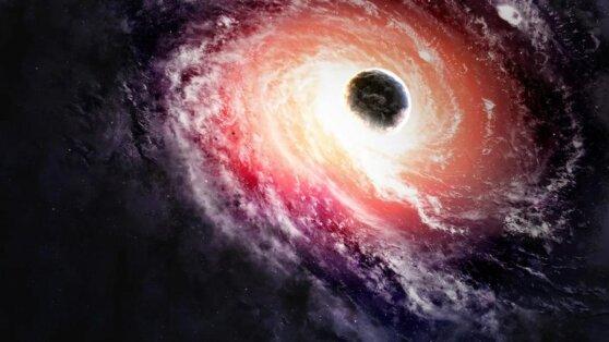 Ученые зафиксировали мерцание черной дыры в центре Млечного пути
