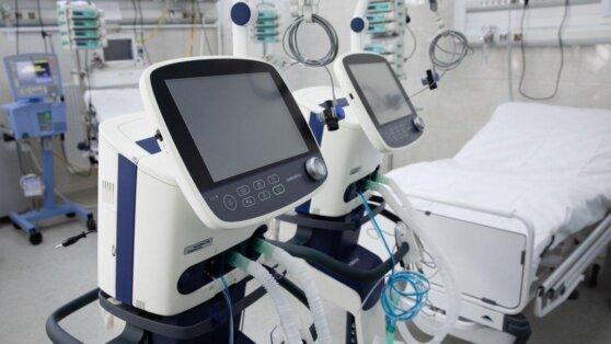 Госдеп назвал дату отправки новых аппаратов ИВЛ в Россию