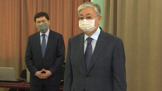Президент Казахстана призвал готовиться к новой волне коронавируса