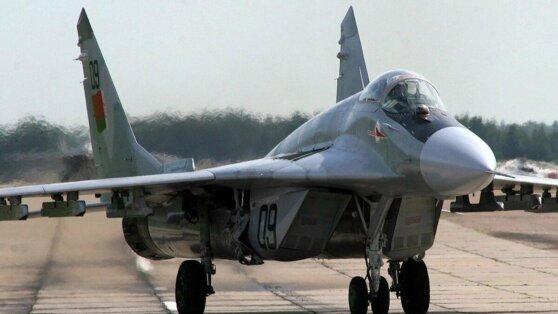 В США рассказали о «странностях» МиГ-29 в Ливии