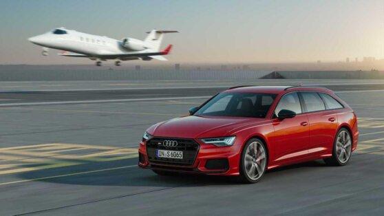 В России стартовали продажи двух новых моделей Audi