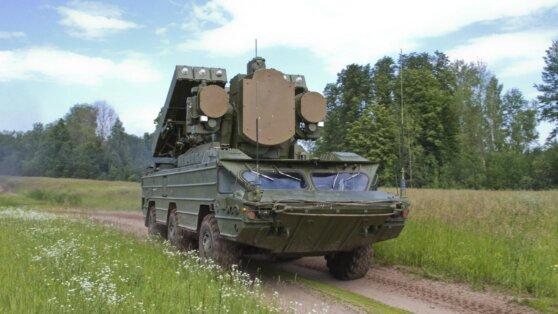 В Белоруссии модернизировали боевую машину из состава ЗРК «Оса»