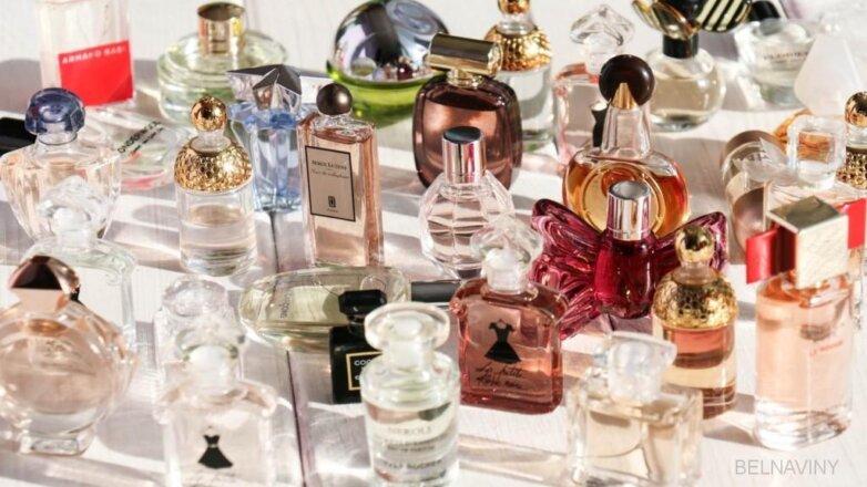 поддельные духи парфюм