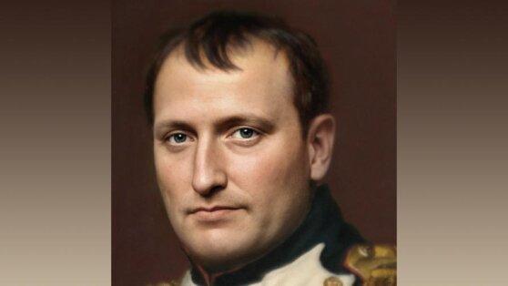 В Амстердаме удалось воссоздать лицо Наполеона