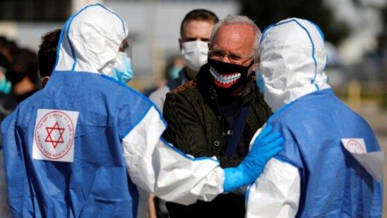 Израильские ученые дали прогноз о второй волне коронавируса