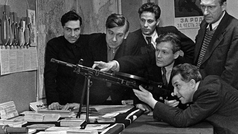 конструкторы оружия в годы войны