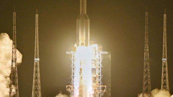 Китай планирует запуск собственного марсохода