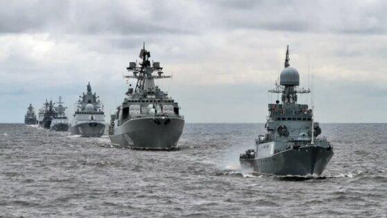Северный флот России получит на вооружение гиперзвуковое оружие.