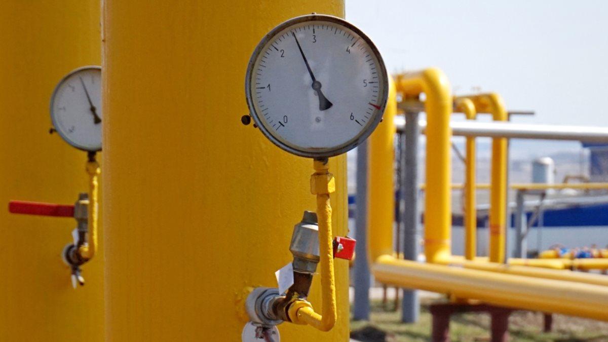Газопровод транзит давление