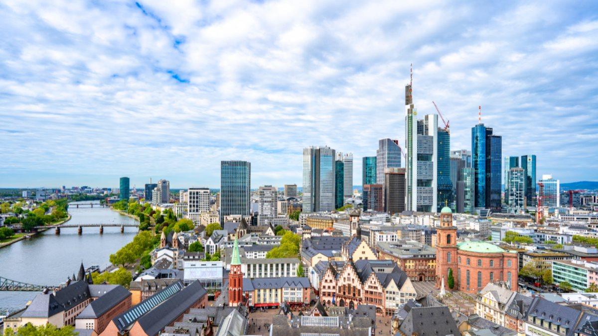 Франкфурт-на-Майне Германия туризм