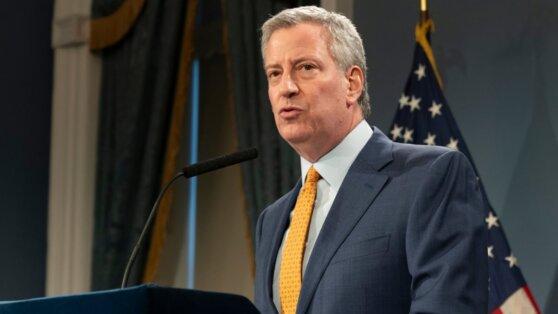 В Белом доме осудили мэра Нью-Йорка за действия во время беспорядков