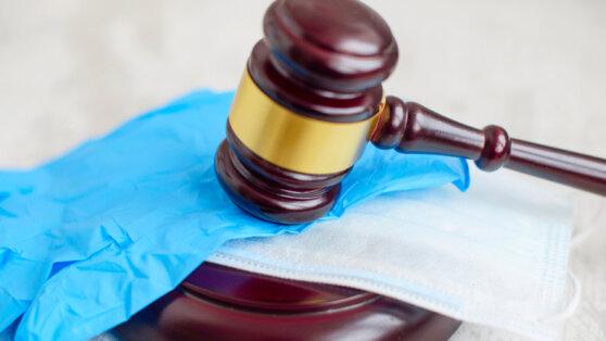 Изоляционное правосудие: как суды работают в карантин