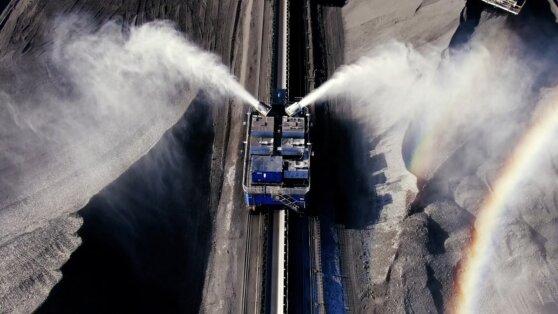 «Восточный Порт» внедрил уникальную систему пылеподавления