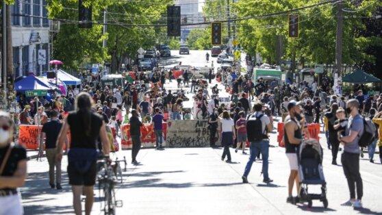 Полиция США ликвидировала «автономную зону»