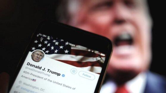 В США будут собирать деньги за твиты Трампа, чтобы помешать его переизбранию