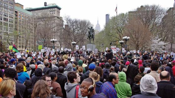 Лидер темнокожих активистов пригрозил «сжечь США»