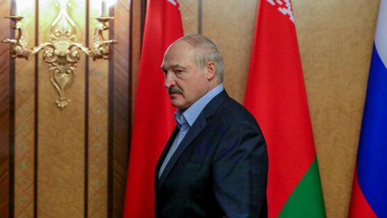 Лукашенко подписал указ об отставке правительства