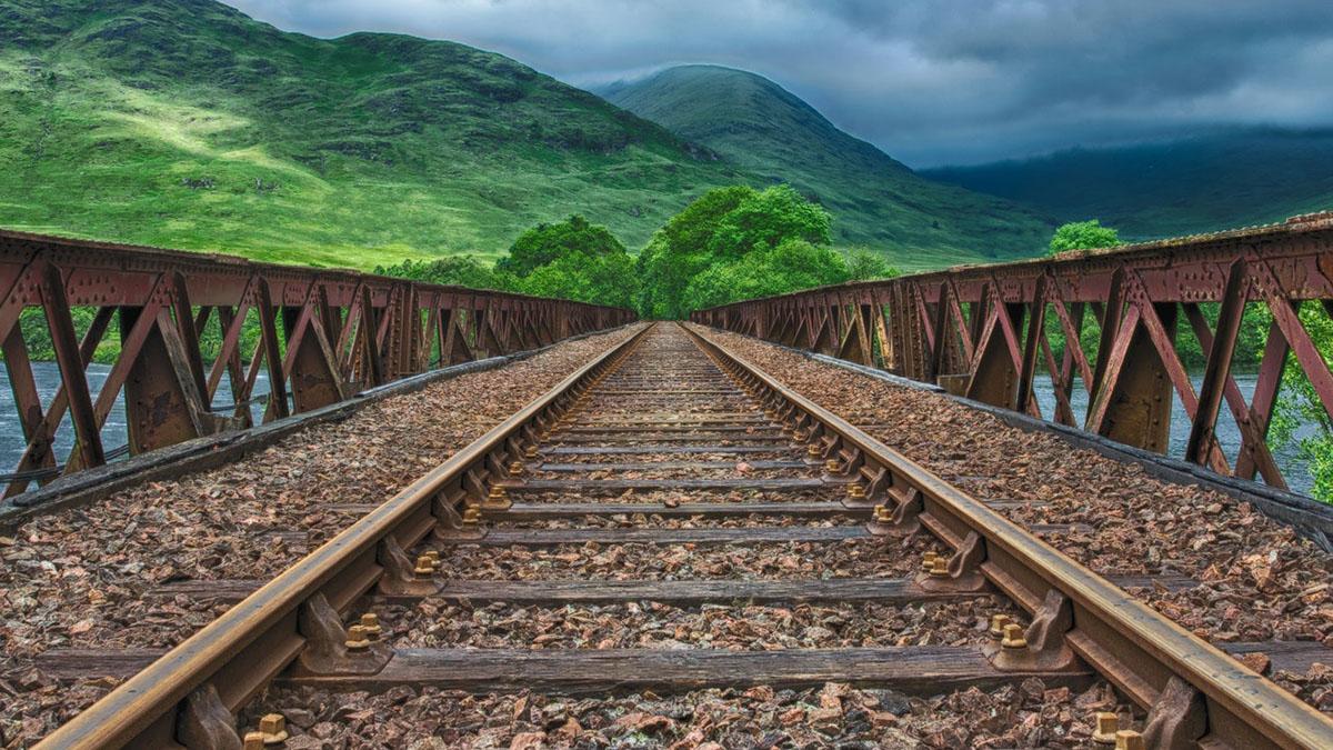 Железная дорога Горы
